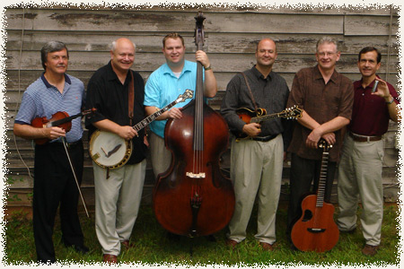 Atlanta Blue Grace Bluegrass Band Members